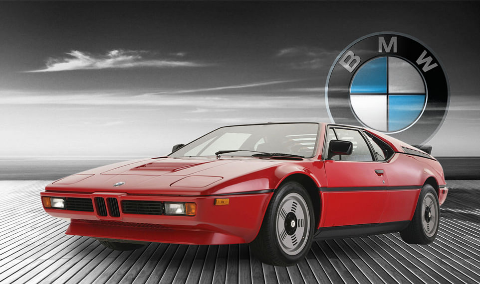 1978 BMW M1. (Photo: Altered by <b>The Quint</b>)