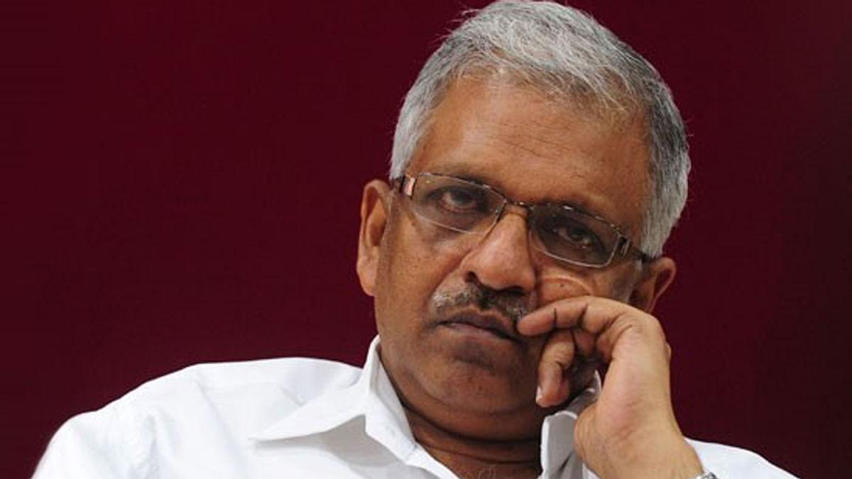 CPI(M) leader and former MLA P Jayarajan. (Photo Courtesy: <i>The News Minute</i>)