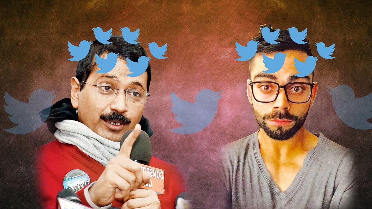 What trolls would fit Arvind Kejriwal and Virat Kohli? (Photo: <b>The Quint</b>)