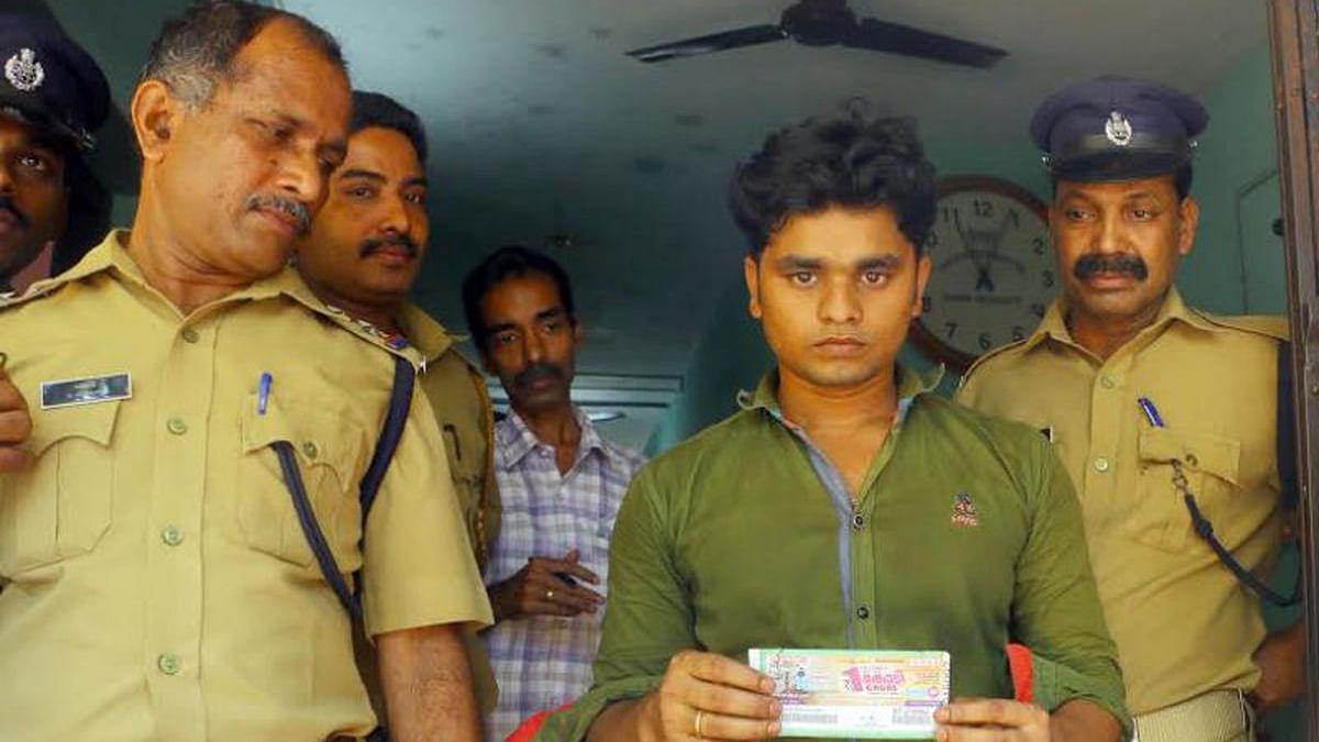 Mofijul won a Rs 1 crore Kerala lottery. (Photo Courtesy: <i>The News Minute</i>)