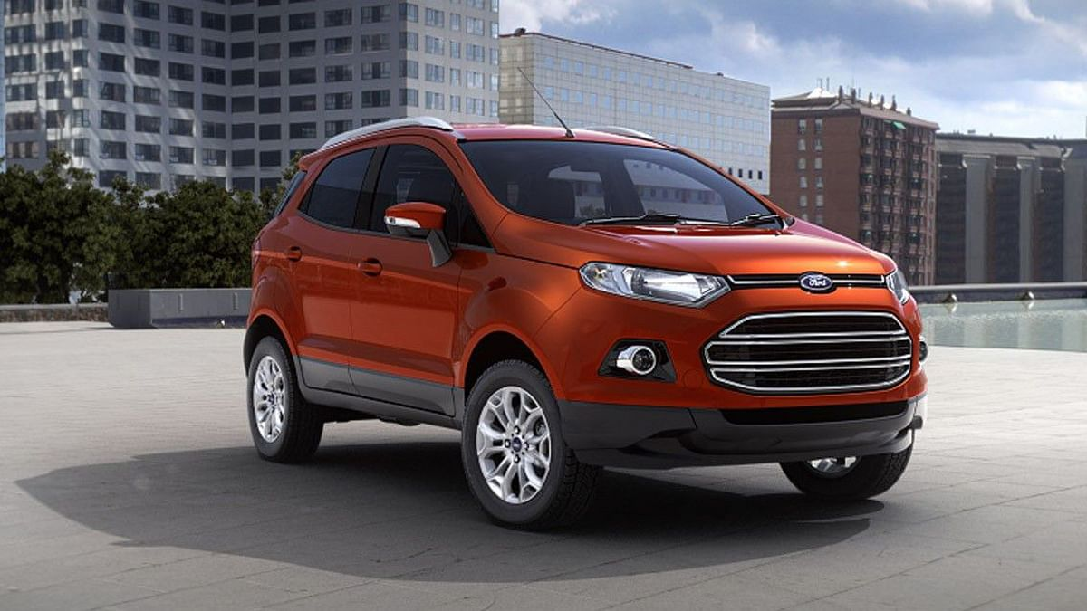 """Ford Ecosport. (Photo: <a href=""""http://www.india.ford.com/suvs/ecosport"""">Ford India</a>)"""