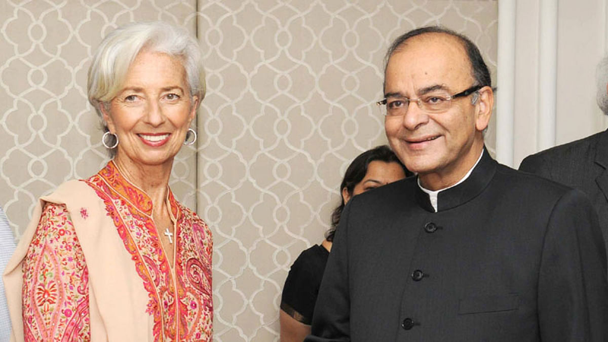 IMF Asks India to Consider Simpler GST Rate Structure