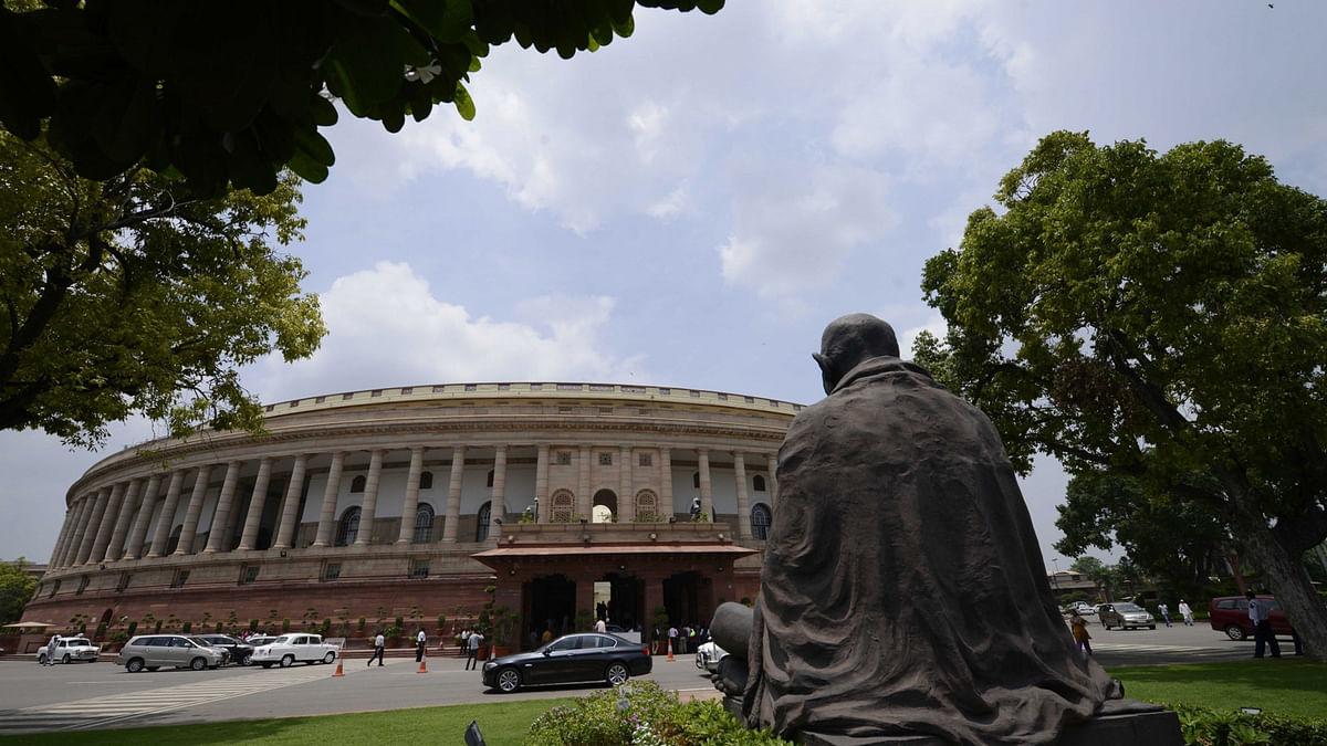 File photo of  Parliament. (Courtesy: IANS)