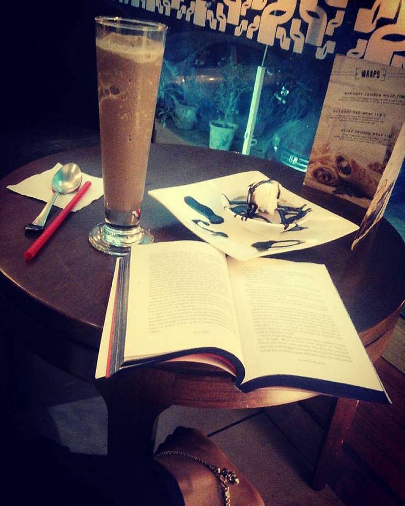 """Perhaps the next time you're feeling out of sorts, you'll try the café closest to you for size.&nbsp;(Photo Courtesy: <a href=""""https://www.facebook.com/urmi.bhattacheryya"""">Facebook/Urmi Bhatttacheryya</a>)"""