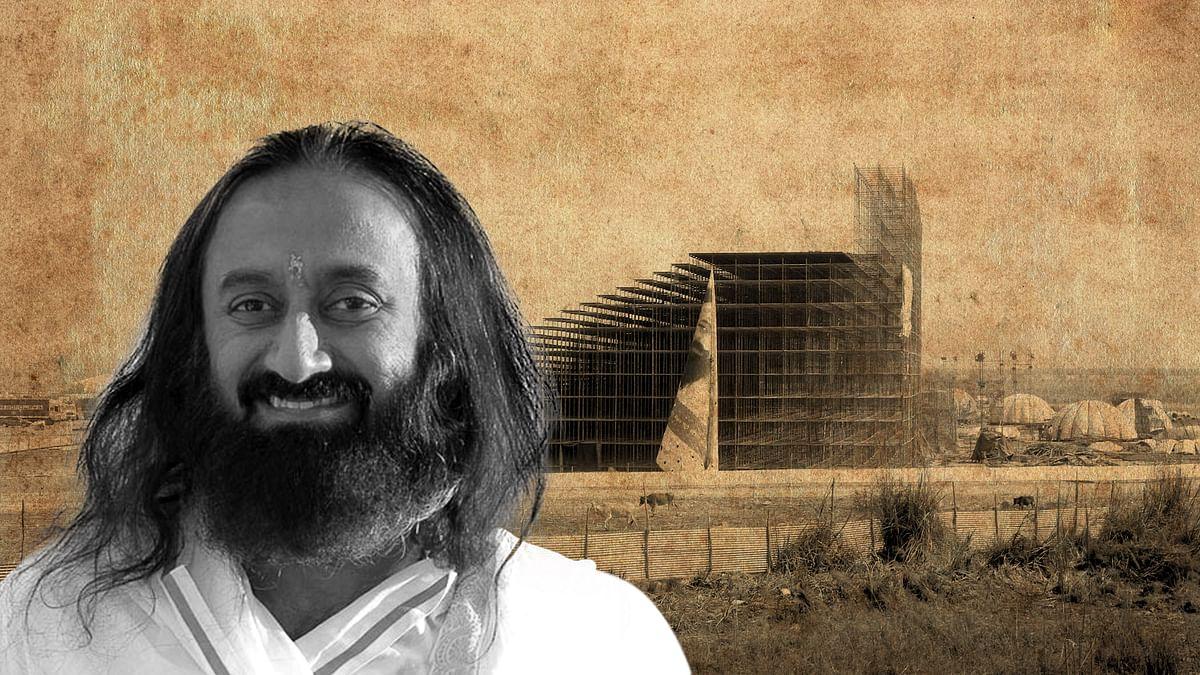 Sri Sri Ravi Shankar's Art of Living event, the World Culture Festival, is an ecological disaster in the making, says Delhi HC. (Photo Courtesy: Wikimedia Commons)