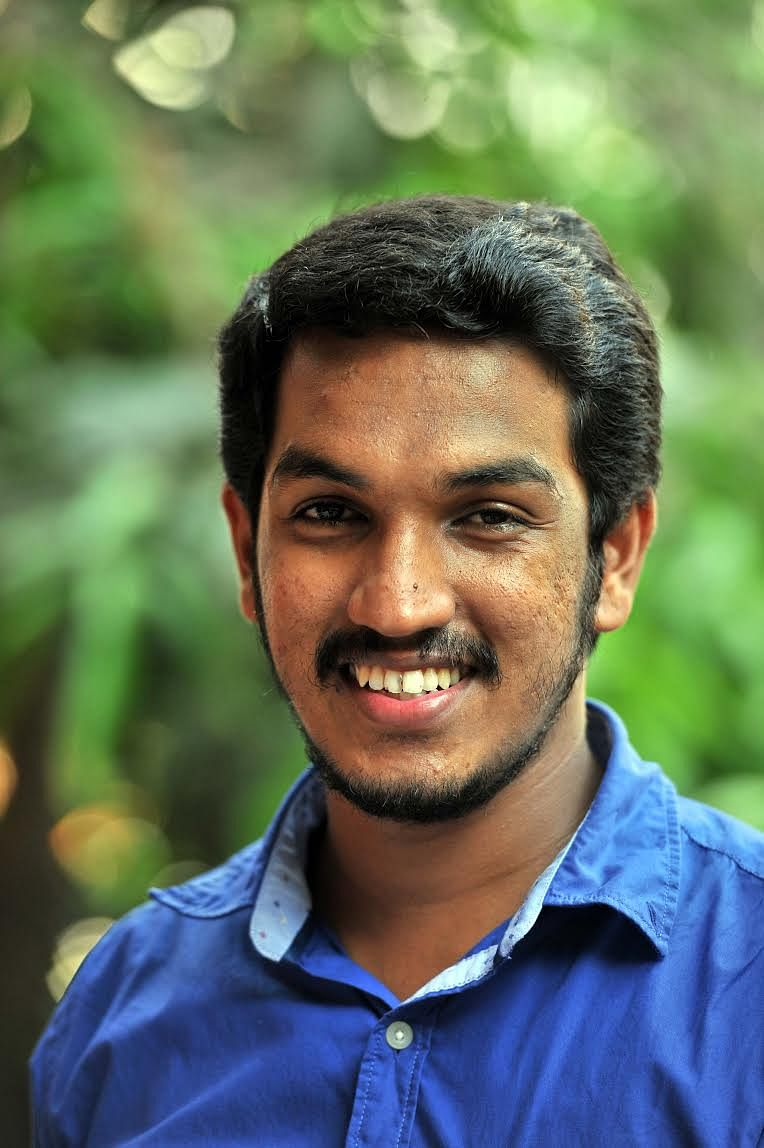 Speaking over the phone from Puthuppally, Jaick C Thomas sounds humble yet confident of a winning performance. (Photo: SFI unit Kerala)