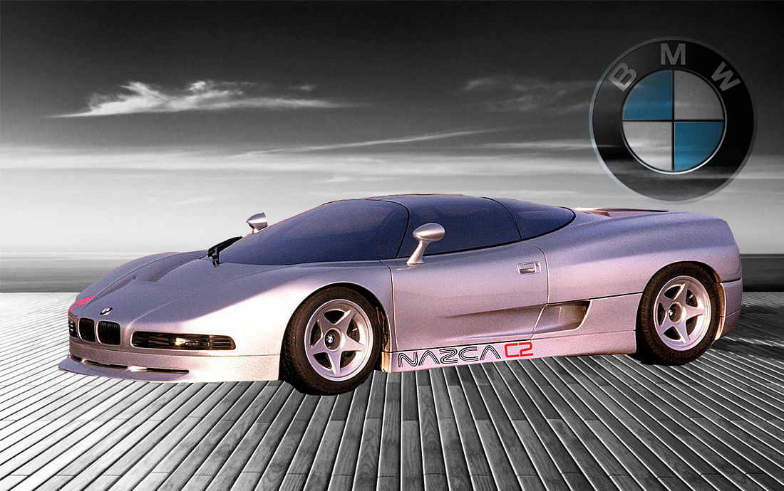 BMW Nazca C2 Concept. (Photo: Altered by <b>The Quint</b>)