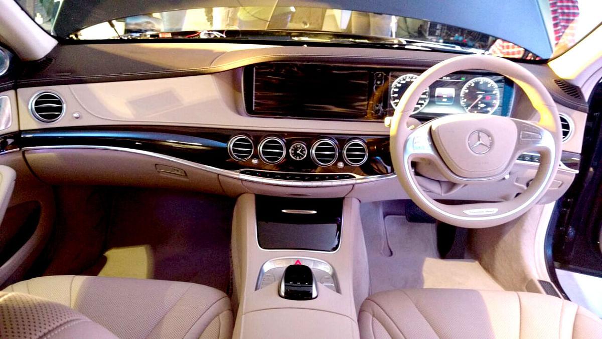 Mercedes-Benz S 400. (Photo: <b>The Quint</b>)