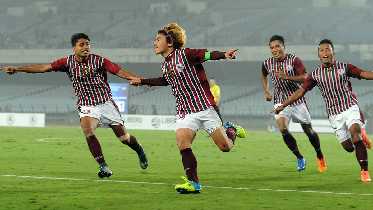 Mohun Bagan FC at the AFC Champions League.