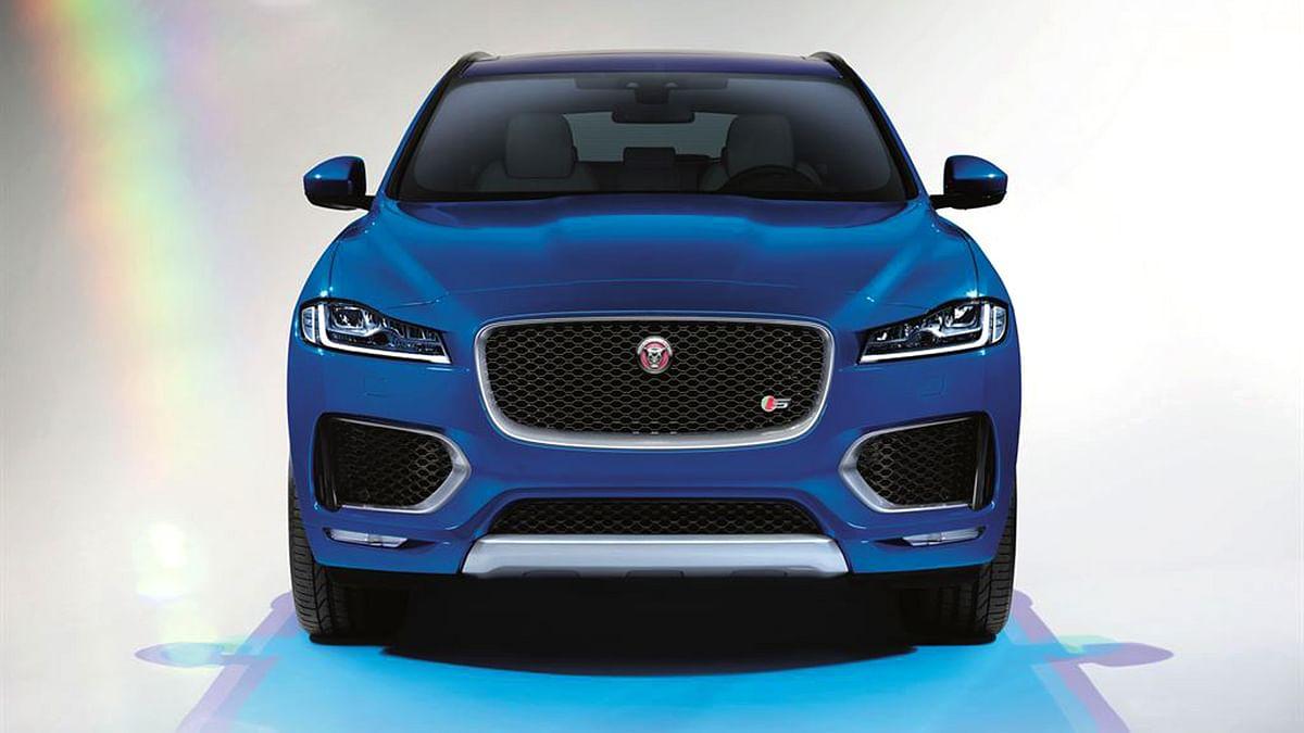 """Jaguar F-Pace. (Photo Courtesy: <a href=""""http://newsroom.jaguarlandrover.com/en-in/jaguar/images/?b=2826&amp;m=1275&amp;f=TgVG:f-pace&amp;dd=true&amp;ct=Images&amp;rs=25&amp;fr=0&amp;allCounts=False"""">Jaguar</a>)"""