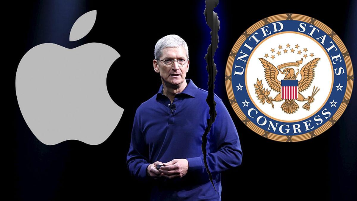 Apple CEO Tim Cook. (Photo: Reuters)