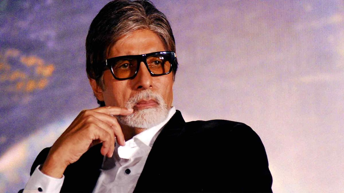 Amitabh Bachchan: Didn't Know For Eight Years I Had Tuberculosis