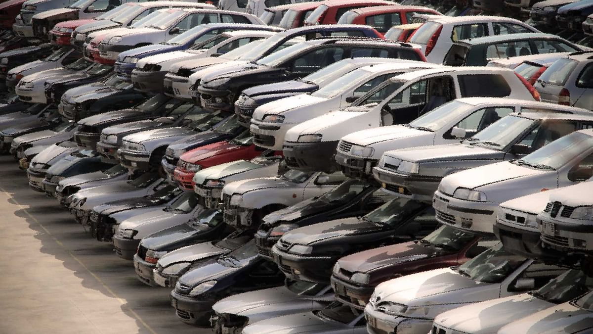 Respite For Old Vehicles Likely As Niti Aayog Proposes New Plan