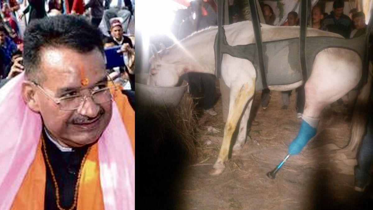 ACJM Rejects BJP MLA Ganesh Joshi's Bail Plea, Remains in Custody