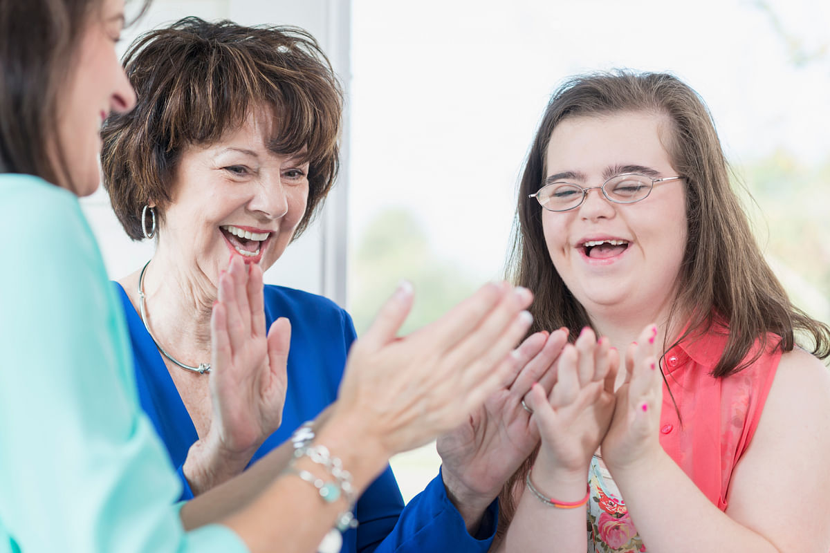 Down syndrome is the most common chromosomal genetic abnormality in children across the world.
