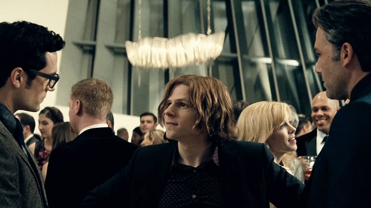 Lex Luthor, a character without a motive. (Photo: Screengrab from film trailer)