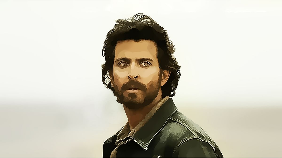 Hrithik Roshan has attracted enough brickbats recently for his uncontrolled outbursts, and ended up in a foot-in-mouth situation. (Photo: Altered by <b>The Quint</b>)
