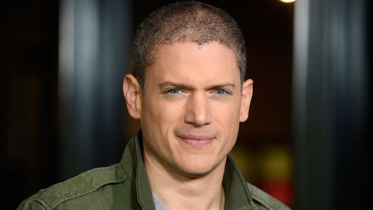 File photo of Wentworth Miller. (Photo:Reuters)