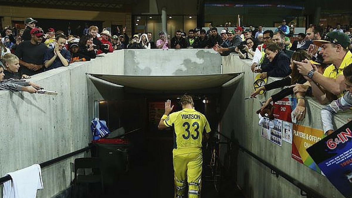 "Shane Watson will be missed for sure! (Photo: <a href=""https://twitter.com/CricketAus/status/712942389837443073"">Twitter</a>)"