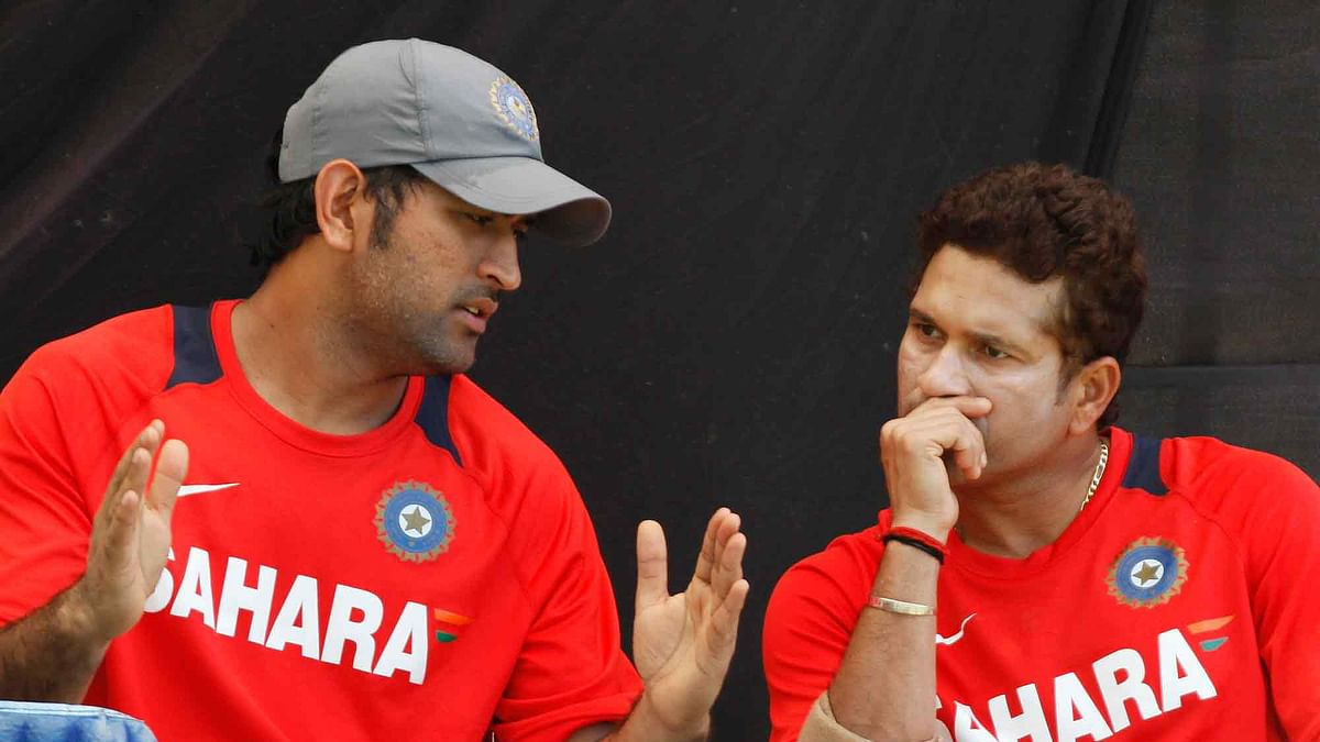 Winning 2011 WC With Dhoni Best Moment of My Life: Tendulkar