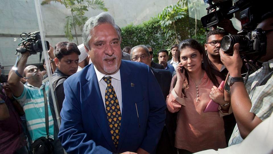 File photo Vijay Mallya. (Photo: Reuters)
