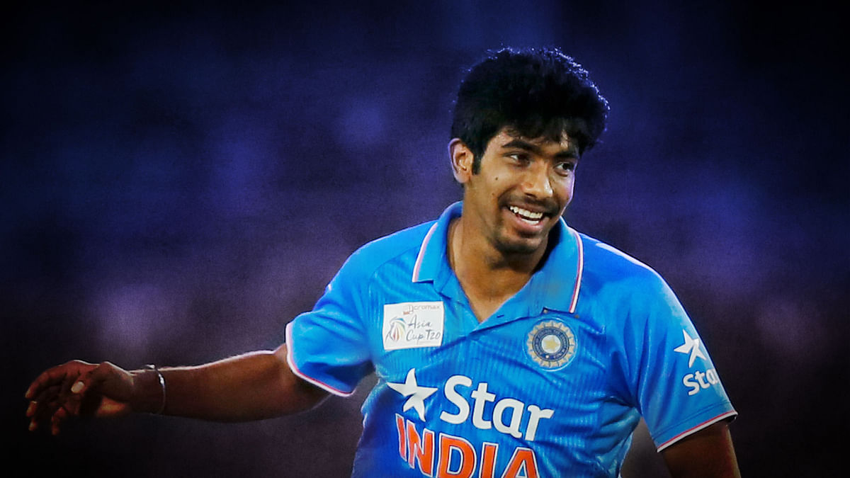 Jasprit Bumrah's grandfather Santokh wants to meet him and hug him.(Photo: AP)