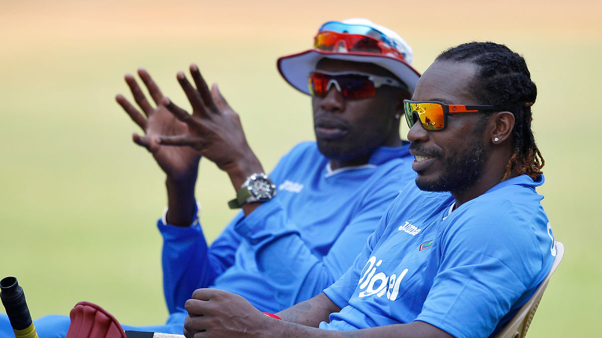 South Africa have to find a way to counter Chris Gayle. (Photo: AP)