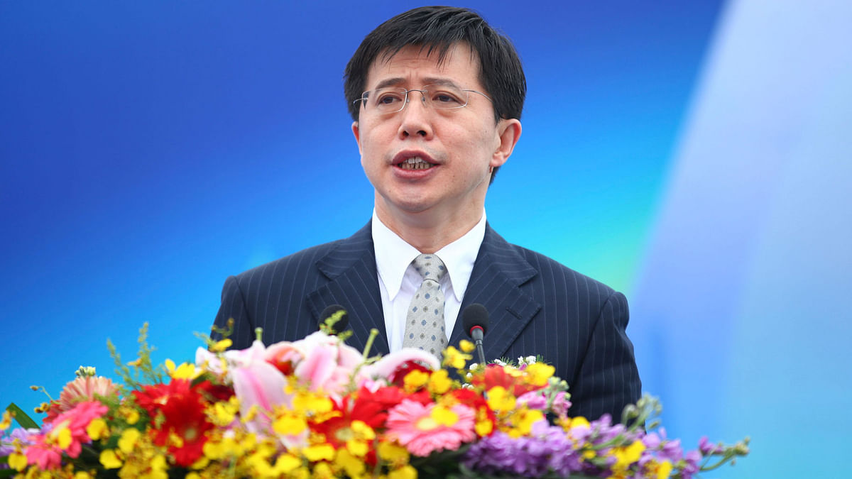 File photo of Ji Wenlin (Photo:Reuters)