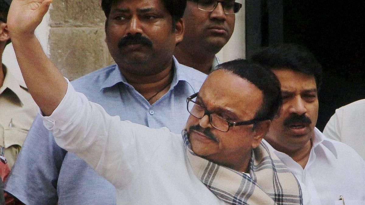 Former Maharashtra Deputy CM Chhagan Bhujbal also appeared before Enforcement Directorate  office in Maharashtra Sadan corruption cases. (Photo: PTI)