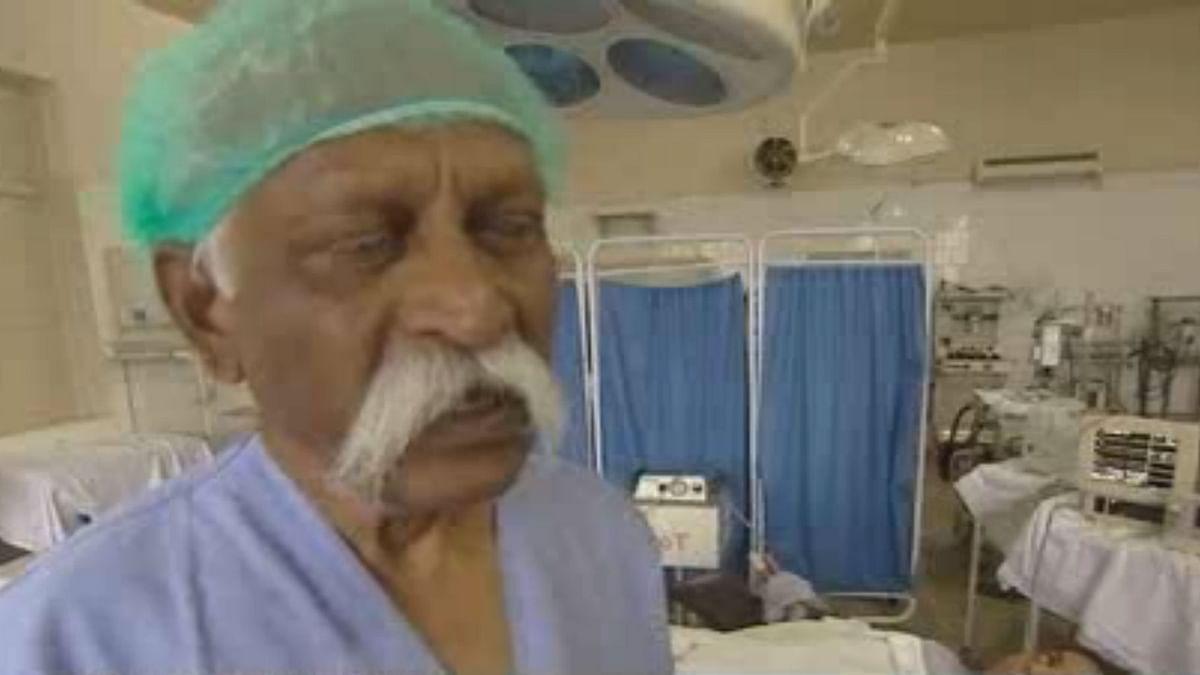 Charles Viva, UK-Based plastic surgeon (Photo:<i>BBC</i>)
