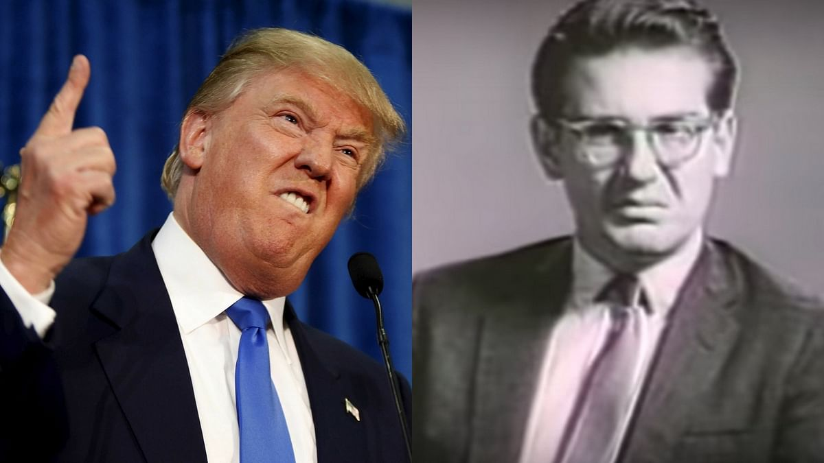 A Republican's Confessions from 1964 Fit Trump in 2016 Perfectly