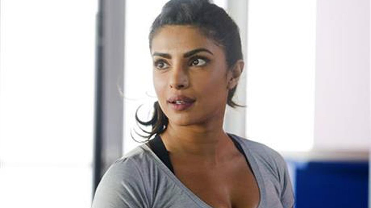 """Hannah's interactions with Alex and her forthright responses all help constitute some of the best moments of the show. (Photo Courtesy: Twitter/<a href=""""https://twitter.com/QuanticoTV"""">@QuanticoTV</a>)"""