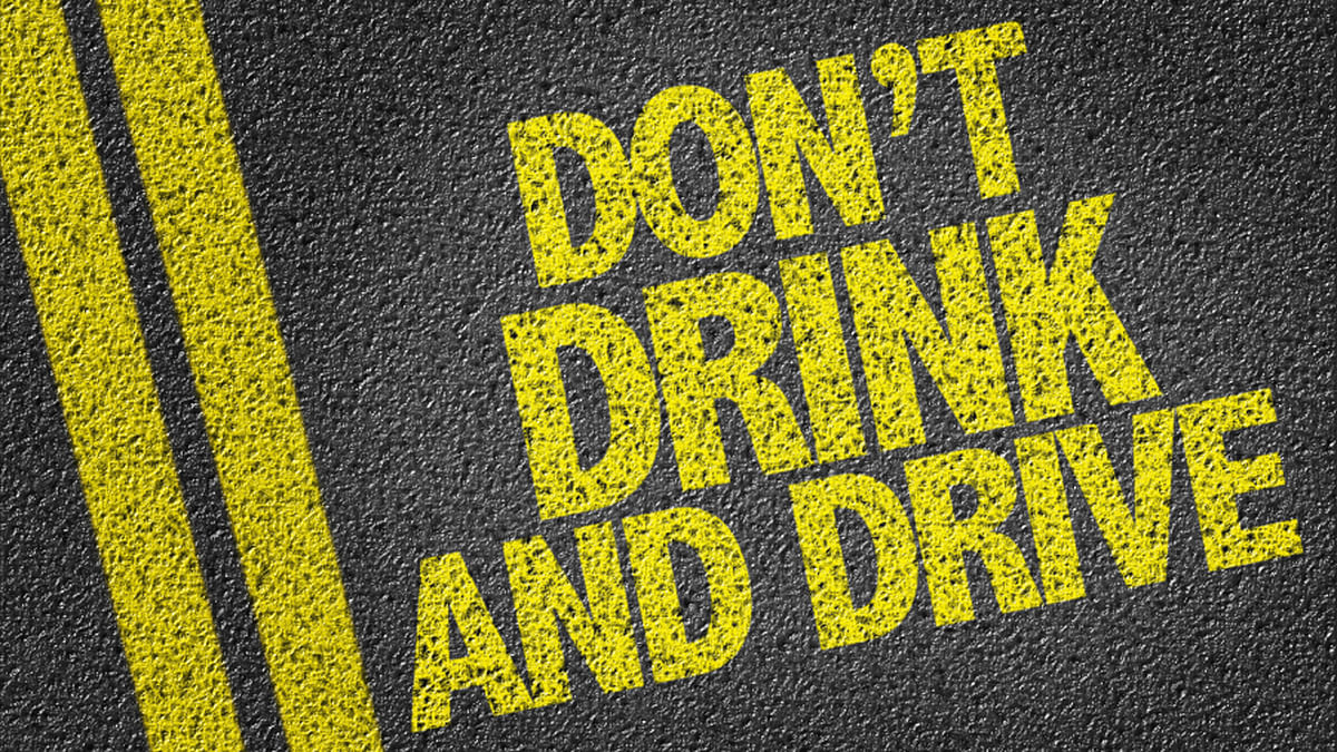 The Mumbai Police found 455 people testing positive for alcohol consumption as compared to 615 cases last year.