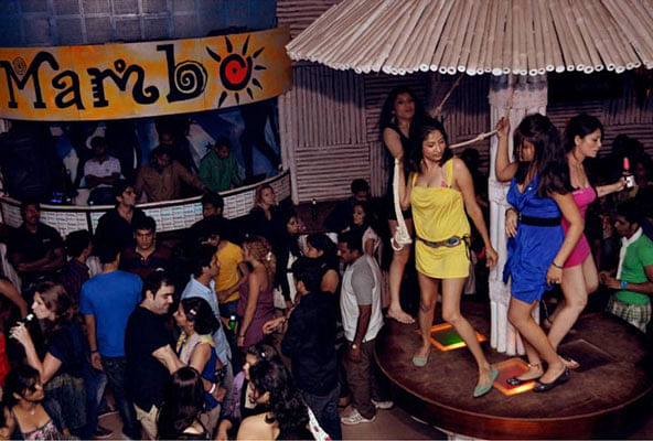 "Mambo No 5 (Photo Courtesy: <a href=""http://thecampusconnect.com/"">thecampusconnect</a>)"