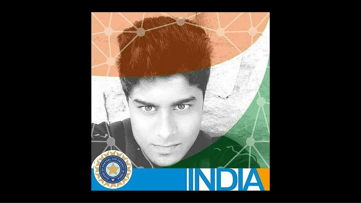 Deceased Avinash. (Photo Courtesy: Avinash's Facebook page)
