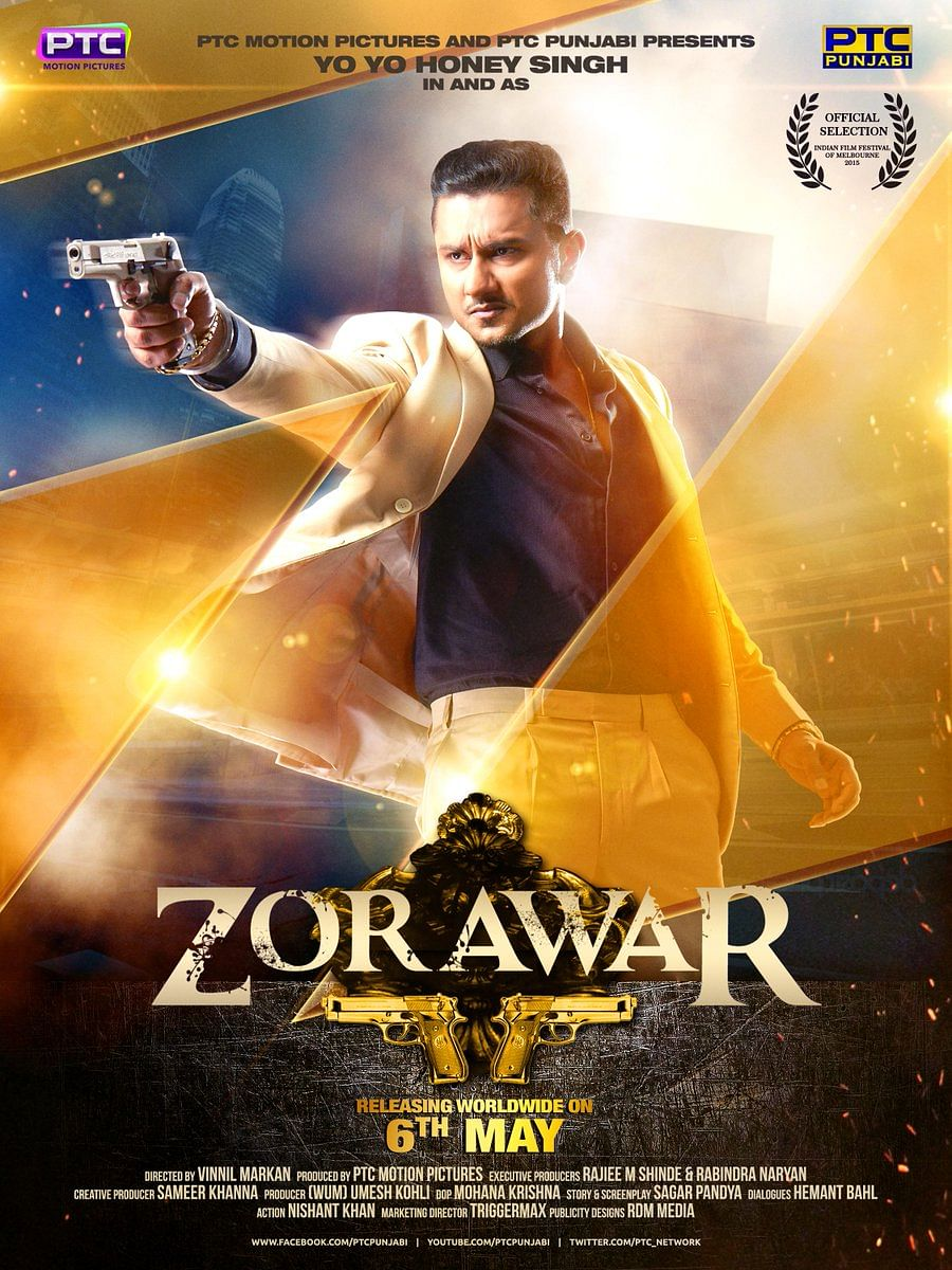 "Honey Singh plays a soldier in this film. (Photo: <a href=""https://twitter.com/asliyoyo/status/701221479887806464"">Twitter</a>)"