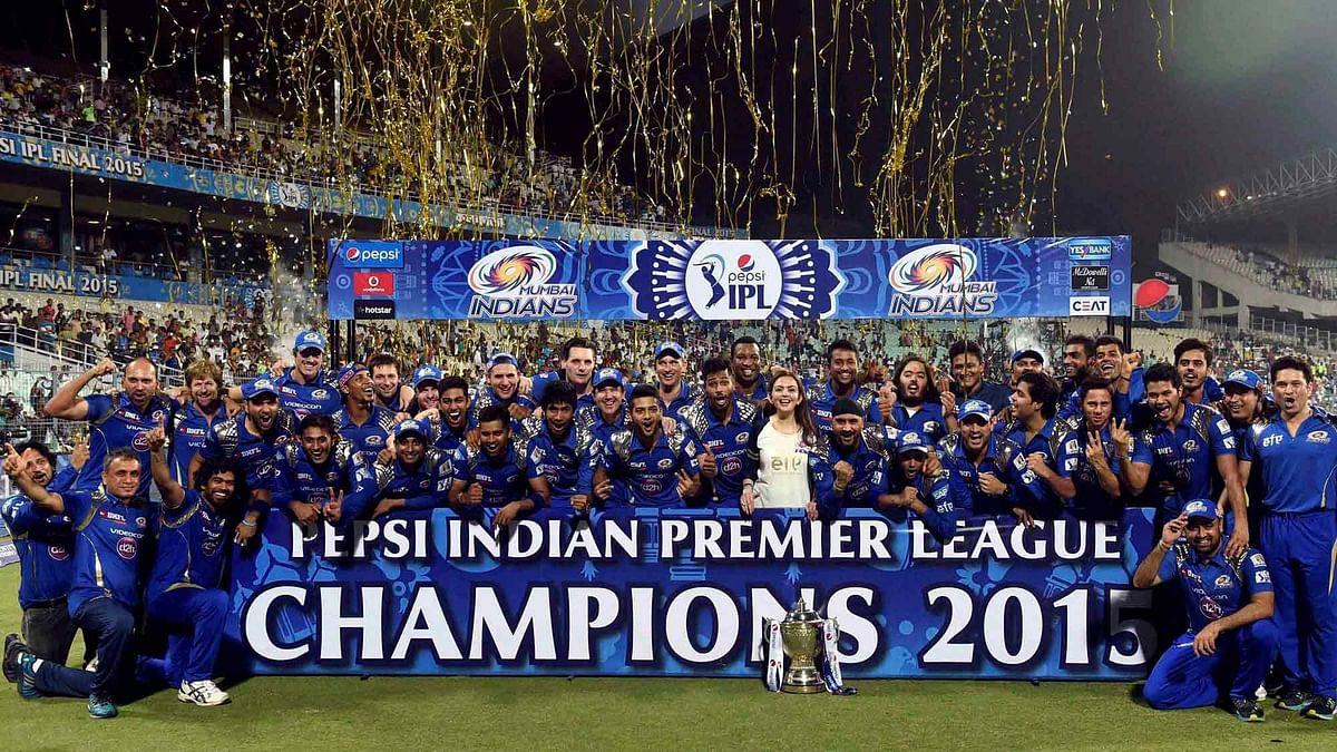 Mumbai Indians won the title in 2015. (Photo: PTI)