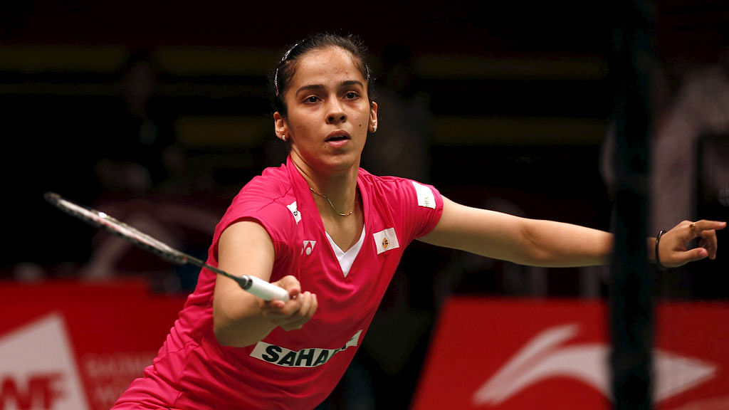 File photo of Saina Nehwal. (Photo: Reuters)