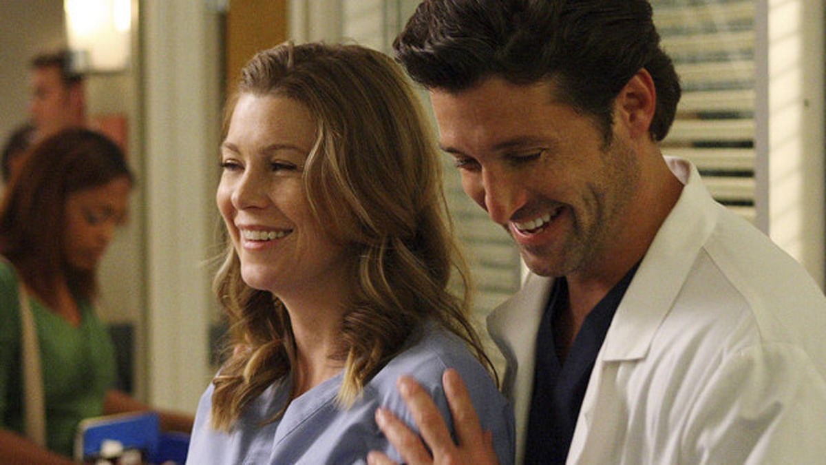 """The characters of Meredith Grey and Derek Shepherd have become iconic. (Photo Courtesy: <a href=""""https://www.facebook.com/MeredithEtDerek/photos"""">Facebook/Meredith and Derek</a>)"""