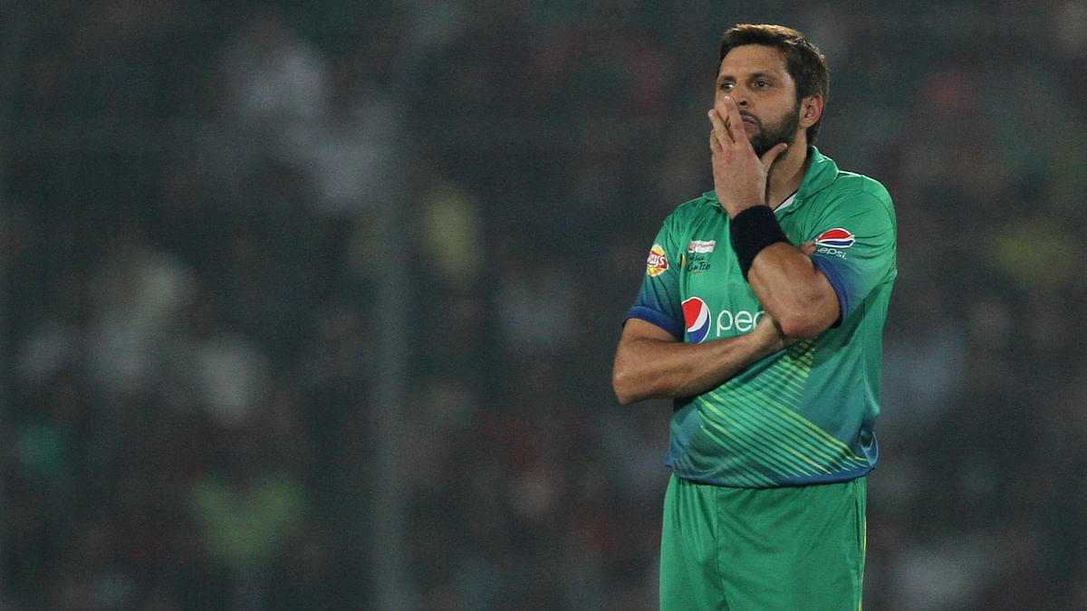 I don't care what other people say about me but I am answerable to you: Afridi (Photo: IANS)