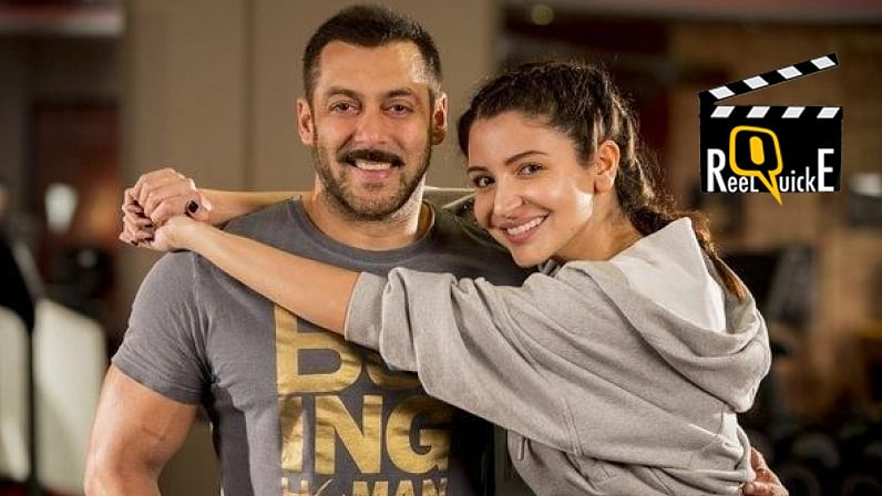 Salman Khan shoots for <i>Sultan</i> in Mumbai with Anushka Sharma (Photo: Twitter; altered by The Quint)