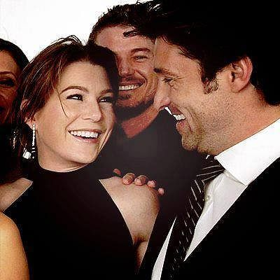 """It's been 11 years since we waded deep into ShondaLand. (Photo Courtesy: <a href=""""https://www.facebook.com/MeredithEtDerek/photos"""">Facebook/Meredith and Derek</a>)"""
