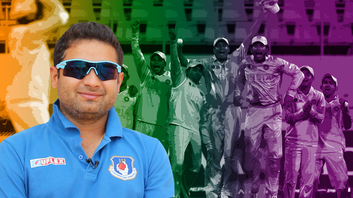 Injured after just one game of the tournament, Piyush Chawla recalls his favourite memories from India's 2007 T20 World Cup winning campaign.