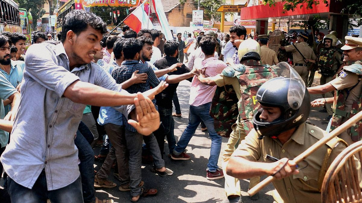 All 27 students and lecturers of the University of Hyderabad who were arrested were granted bail on Monday. (Photo: PTI)