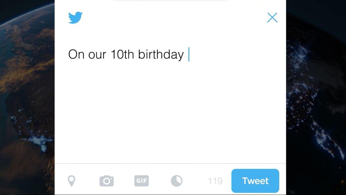 "Happy birthday, Twitter! (Photo Courtesy: <a href=""https://twitter.com/hashtag/LoveTwitter?src=tren"">Twitter</a>)"