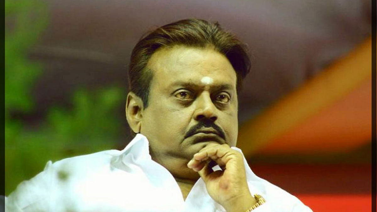 DMDK chief Vijayakanth is yet to make the much-awaited announcement about which way they will sway – AIADMK or DMK.