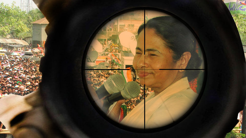 Image of West Bengal Chief Minister Mamata Banerjee used for representational purposes.