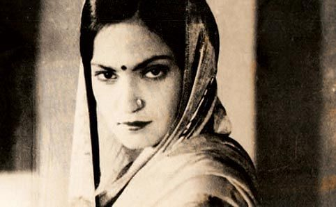 From Akhtari Bai to being Begum Akhtar.
