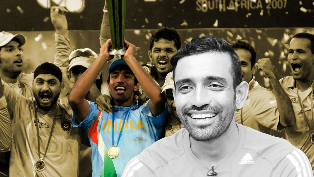 "Video: ""We Were Meant to Win The 2007 T20 WC,"" Says Robin Uthappa"