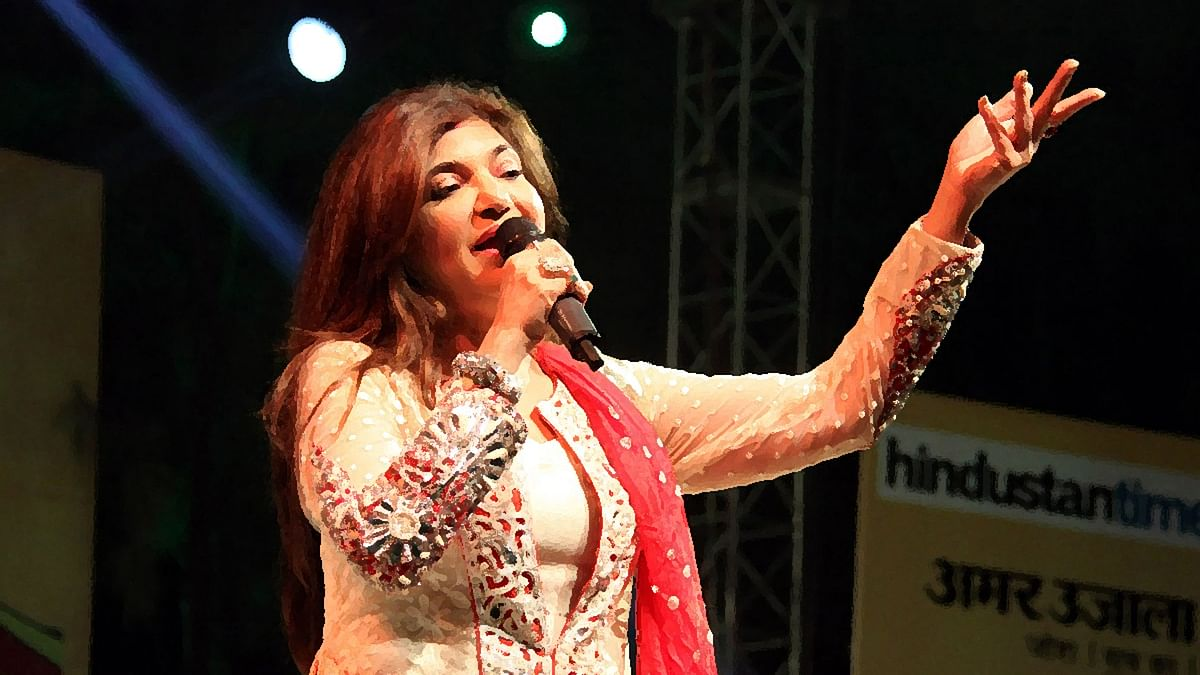 Happy birthday, Alka Yagnik!